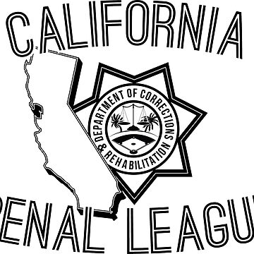 California Penal League by ironsightdesign