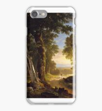 The Beeches  , Asher Brown Durand iPhone Case/Skin