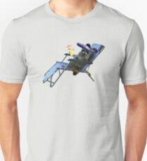 Mexican Summer Raccoon Unisex T-Shirt