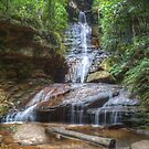 Empressive Falls by Michael Matthews