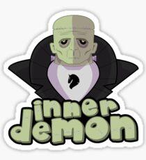 inner demon - Dugg Sticker