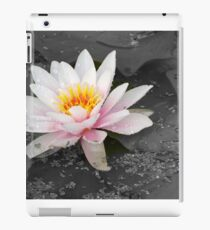 B&W Lilly iPad Case/Skin