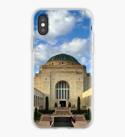 Australian War Memorial iPhone Case