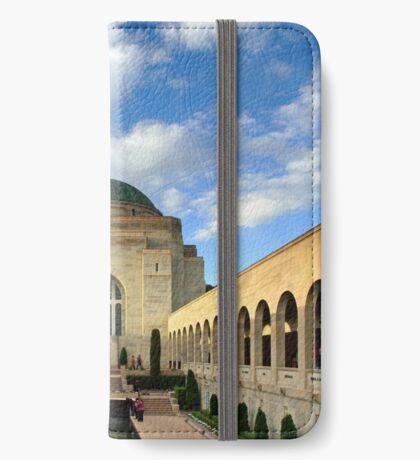 Australian War Memorial iPhone Wallet