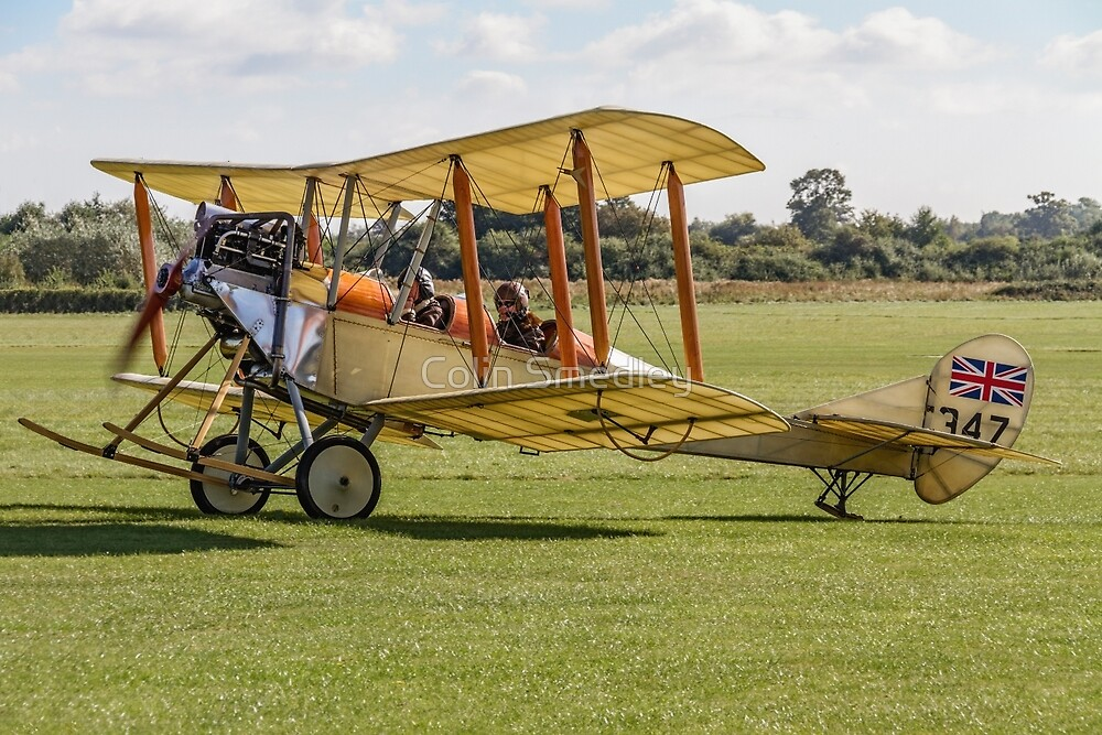 BE.2c Replica 347 G-AWYI by Colin Smedley