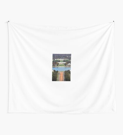 Anzac Parade - Canberra Wall Tapestry