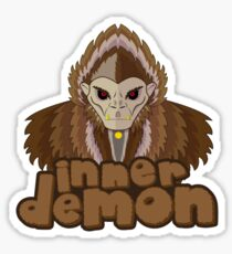 inner demon - Totto Sticker