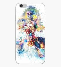 Kingdom Hearts Family iPhone Case