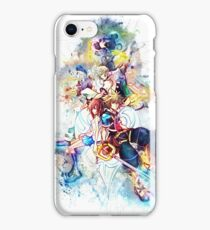 Kingdom Hearts Family iPhone Case/Skin
