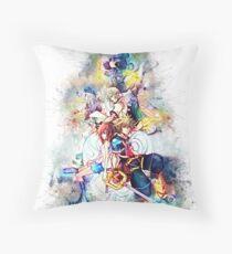 Kingdom Hearts Family Throw Pillow