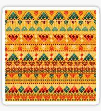 Ethnic pattern Sticker