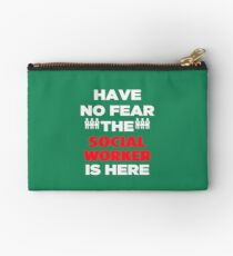 The Social Worker Studio Pouch