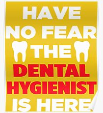 The Dental Hygienist Poster