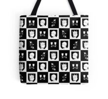 Merlin and Arthur Pattern Tote Bag