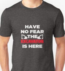 The Excavator Unisex T-Shirt