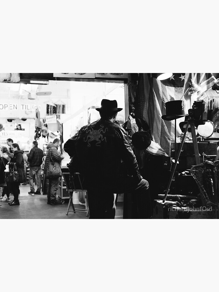 PORTOBELLO ROAD, LONDON - 2016 by SeenbyRJF