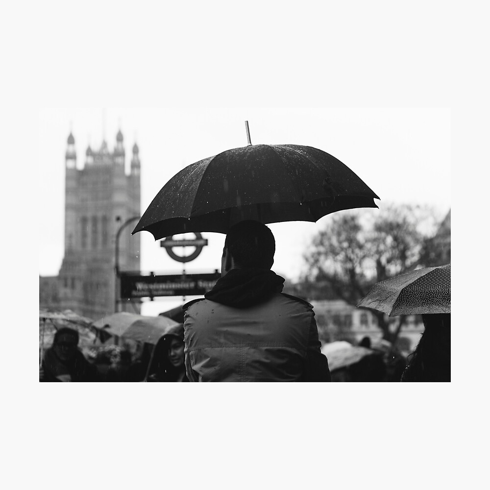 WESTMINSTER, LONDON - 2017 Photographic Print