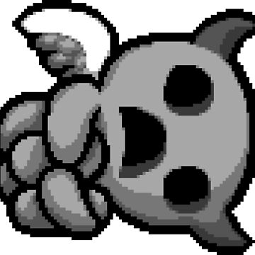 The Binding of Isaac: Rebirth - Apollyon by optimistrousers