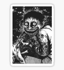 Pegatina Secreto de la casa embrujada