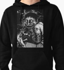 Secret of the Haunted House Pullover Hoodie