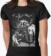 Das Geheimnis des Geisterhauses Tailliertes T-Shirt