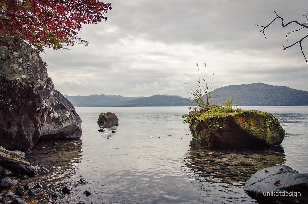 Morning in Aomori by unikatdesign