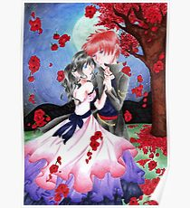 Seraphine and Luka Poster