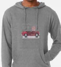 MG Design for life Lightweight Hoodie
