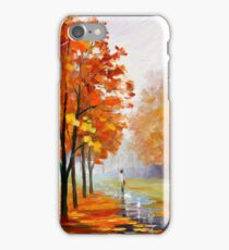 PINK FOG - Leonid Afremov iPhone Case/Skin