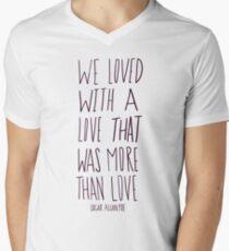 Poe: Love T-Shirt