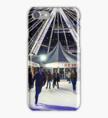 Birmingham Night Skate  iPhone Case/Skin