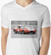 Bolwell Mk7 Racing at Sandown Men's V-Neck T-Shirt