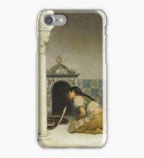 The Sacred Serpent by Theodoros Rallis iPhone Case/Skin