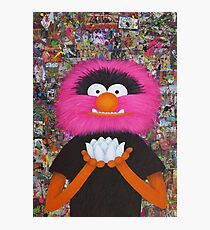 Self Portrait As Muppet Photographic Print