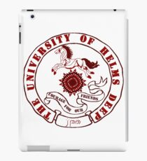 University of Rohan iPad Case/Skin