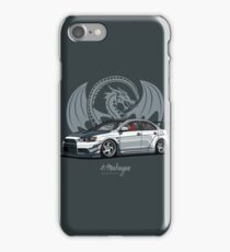 Mitsubishi Lancer Evo X iPhone Case/Skin