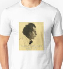 Great Composers: Gustav Mahler T-Shirt