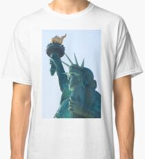The Statue of Liberty  Classic T-Shirt