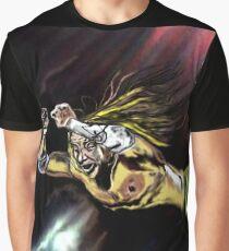The Wrestler Graphic T-Shirt