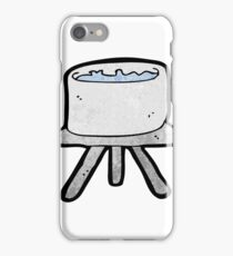 cartoon science experiment iPhone Case/Skin