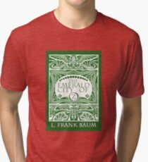 The Emerald City of Oz Tri-blend T-Shirt