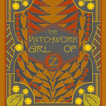 The Patchwork Girl of Oz by tinybuffalo