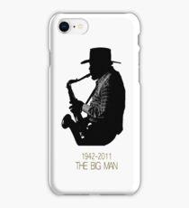 The Big Man iPhone Case/Skin