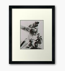 Lara Croft - Tomb Raider v6 Framed Print