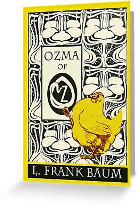 Ozma of Oz by Brian Fuchs