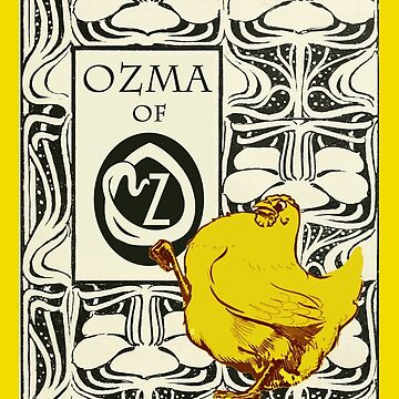 Ozma of Oz by tinybuffalo