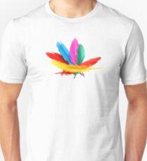 Bandera de lgbtiq Camiseta unisex