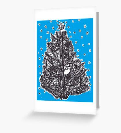 Christ Mass Joy Greeting Card