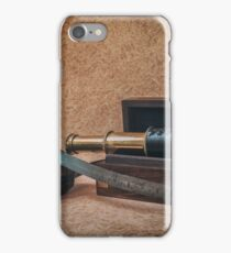 Vintage Tools iPhone Case/Skin