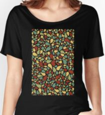 Drop Water Colors Women's Relaxed Fit T-Shirt